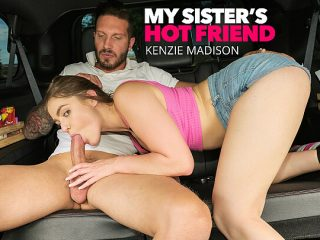 Kelly Turner (Kenzie Madison) get's fucked in the back seat