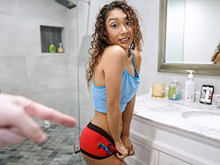 sislovesme sarah lace - Sarah Lace Underwear Thief