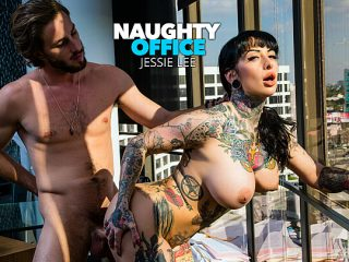 720x405c 43 320x240 - Jessie Lee gets fucked in her office by the IT guy