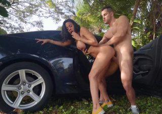 luna star reality kings 320x225 - Exotic Latina Big Tits Luna Star Gets Big Cock In Car Public