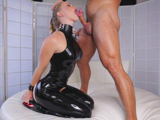 83072 01 01 1 320x240 - Yes Master, I'll Be Your Latex Slave, Scene #01 Scarlet Chase