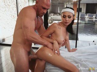 Ariana Marie Fucks Big White Dick On Massage Table 320x240 - Ariana Marie Fucks Big White Dick On Massage Table