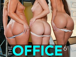 390x590c 374 320x240 - Diana Grace saves Andreina Deluxe's and Candice Dare's jobs by tag teaming the director
