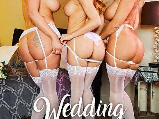 390x590c 540 320x240 - Cherie DeVille and her bridesmaids, Rachael Cavalli & London River, fuck her Ex