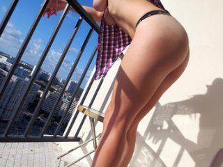 keiryabrunover 320x480 320x240 - Jokester Plays Trick On Busty Girlfriend, Gets Laid