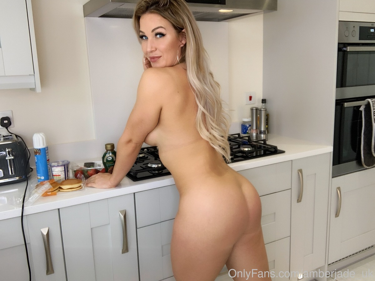 Amber Jade OnlyFans Nude Pussy Fucking Leaked Porn Video - Amber Jade OnlyFans Leaked Porn Video