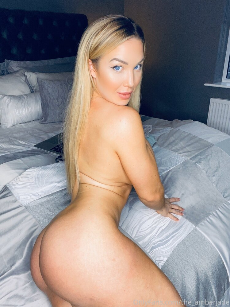 Big Tits Blonde Amber Jade OnlyFans Leaked Nudes - Amber Jade OnlyFans Leaked Porn Video