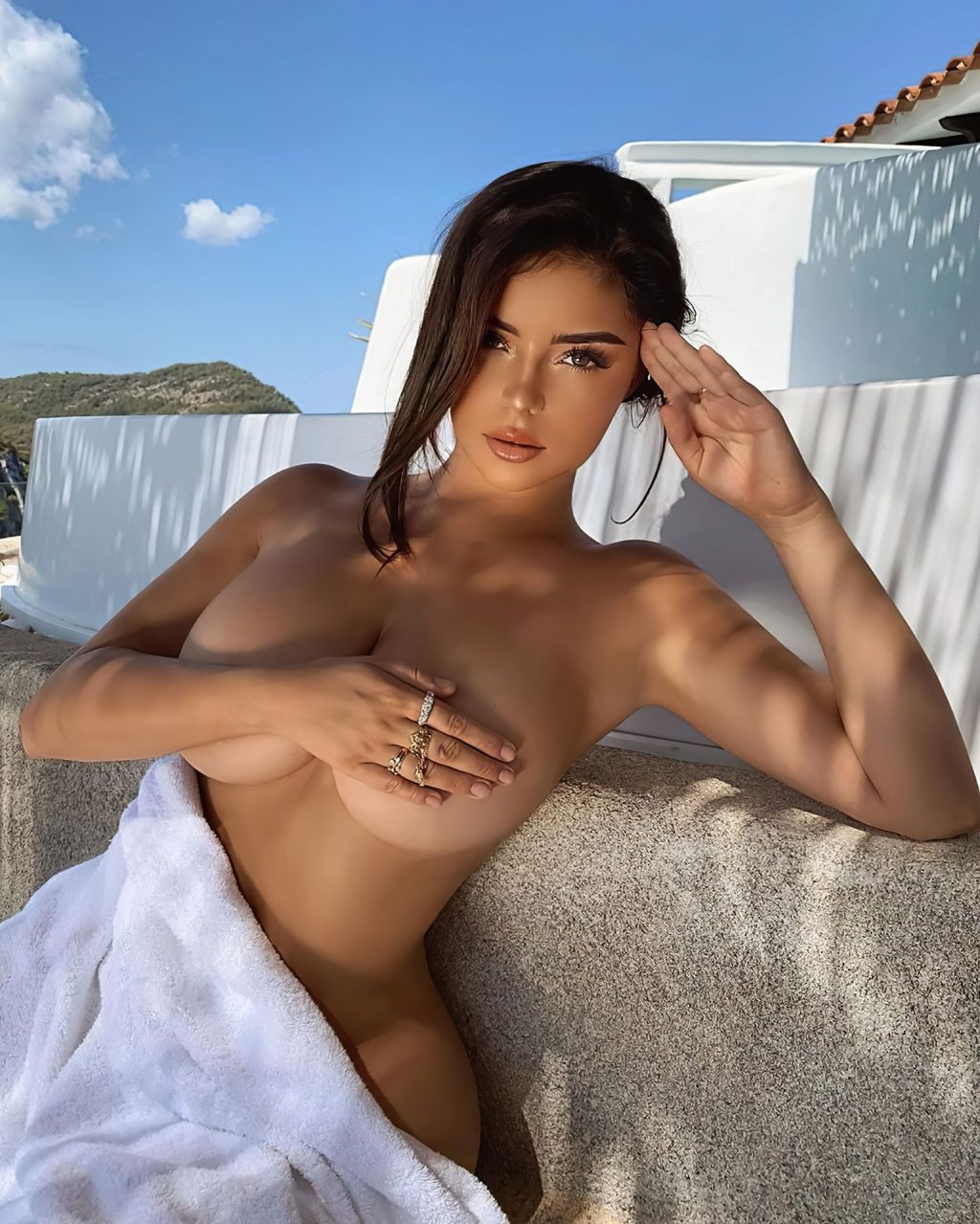 Demi Rose Topless Nude OnlyFans Sexy Video Leak - Demi Rose Nude Topless OnlyFans Teasing Big Ass