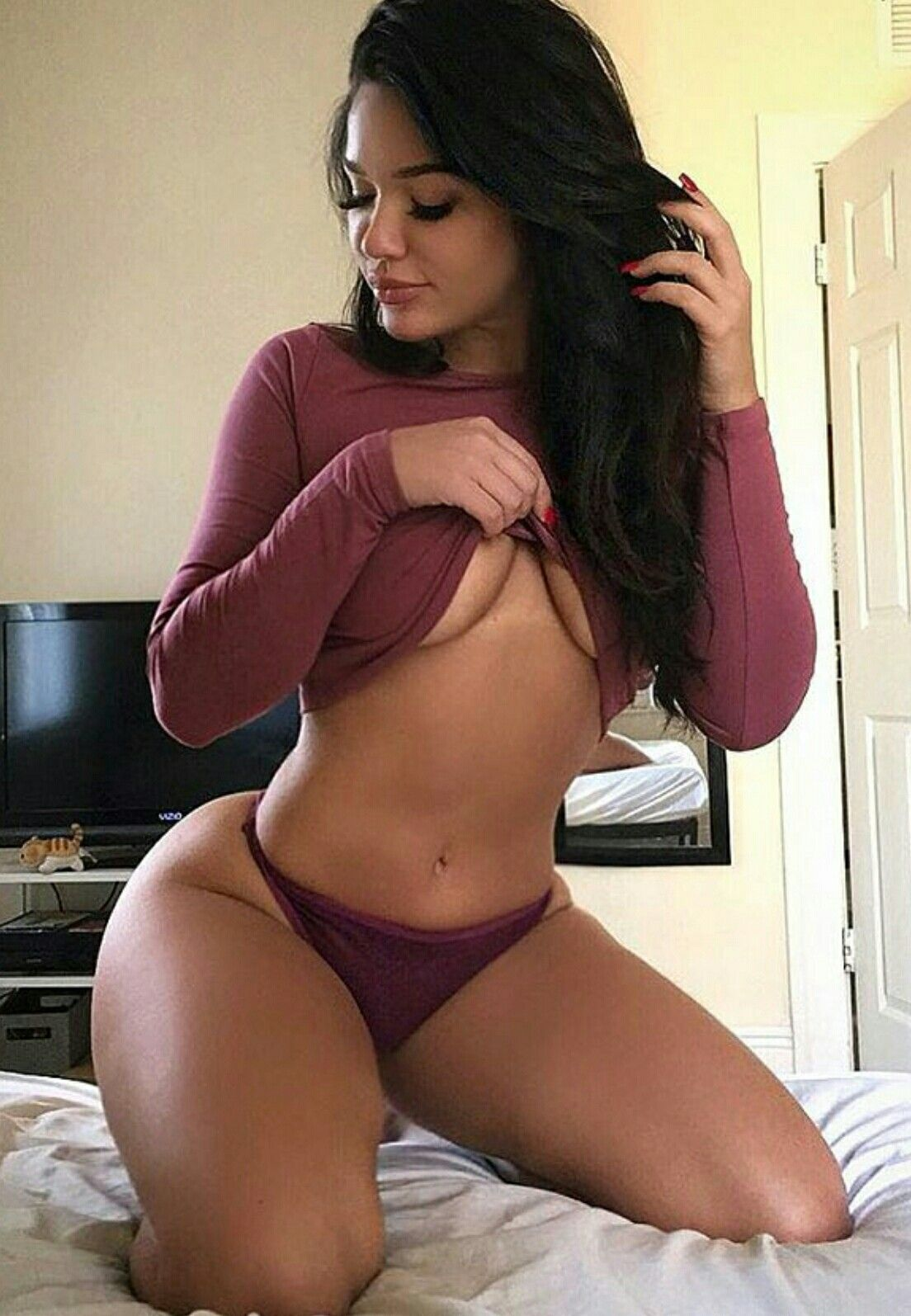 Genesis Lopez hot babe wants to get naked - Genesis Lopez Onlyfans Nude Big Tits Perfect Ass Shower