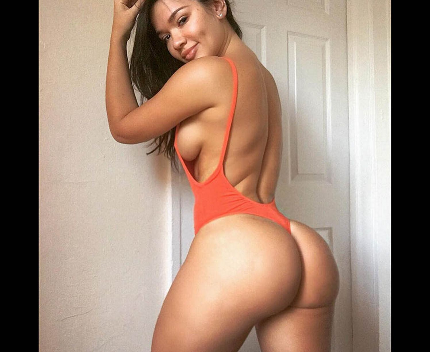 Genesis Lopez huge ass sexy body swimsuit - Genesis Lopez Onlyfans Nude Big Tits Perfect Ass Shower