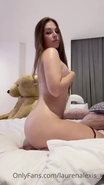 Lauren Alexis Fully Nude On Live OnlyFans Cam - Lauren Alexis Nude Tits On Live Onlyfans Leaked Video