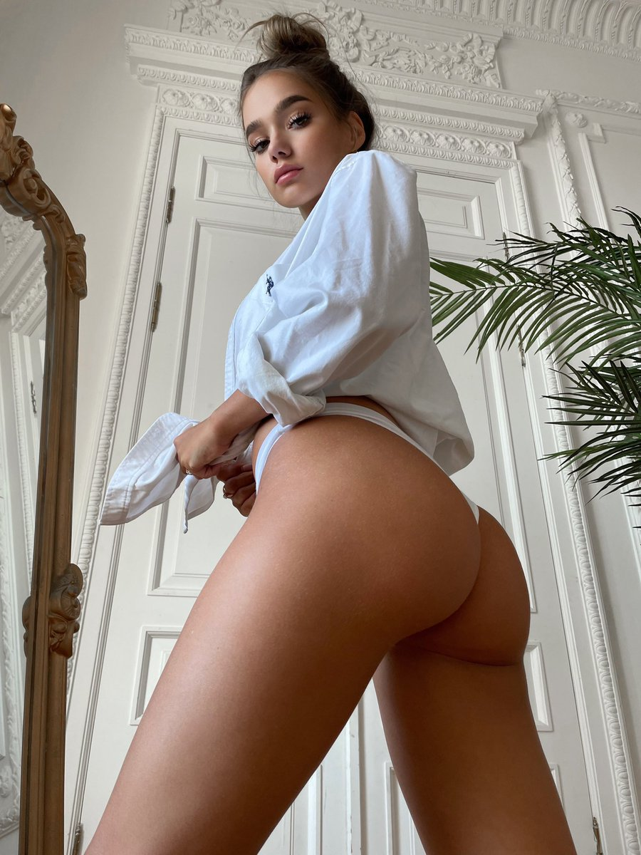 Seltin Sweet hot ass in white thongs - Seltin Sweet Nude OnlyFans Big Tits Perfect Ass
